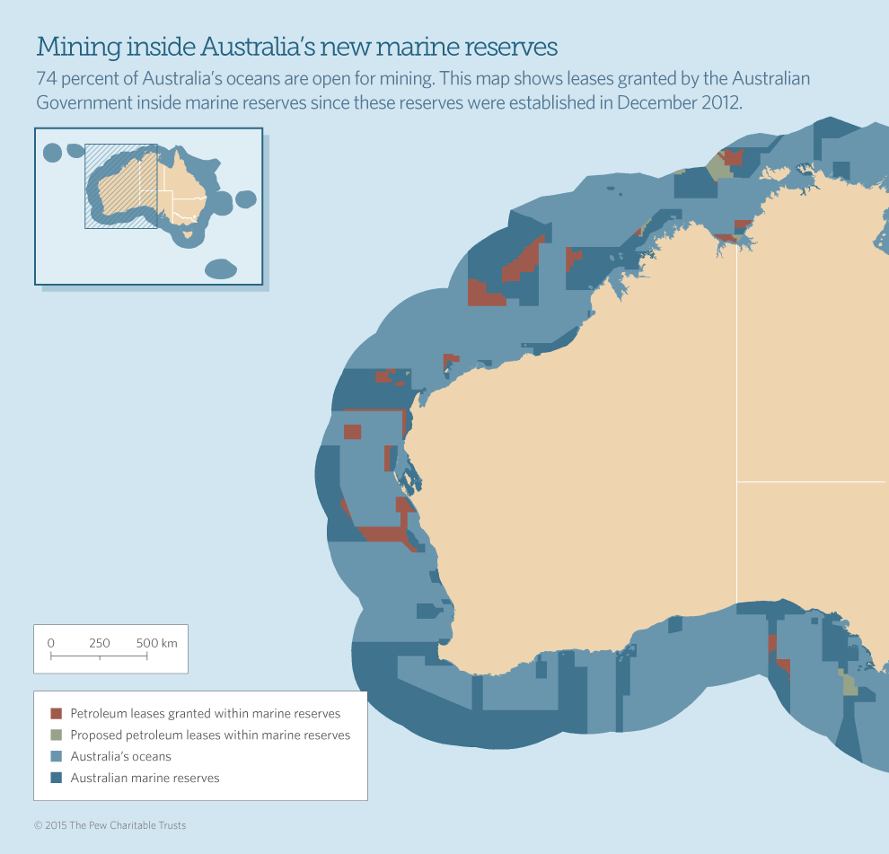 Australia Underwater Map.The Effects Of Underwater Noise On Marine Life The Pew Charitable