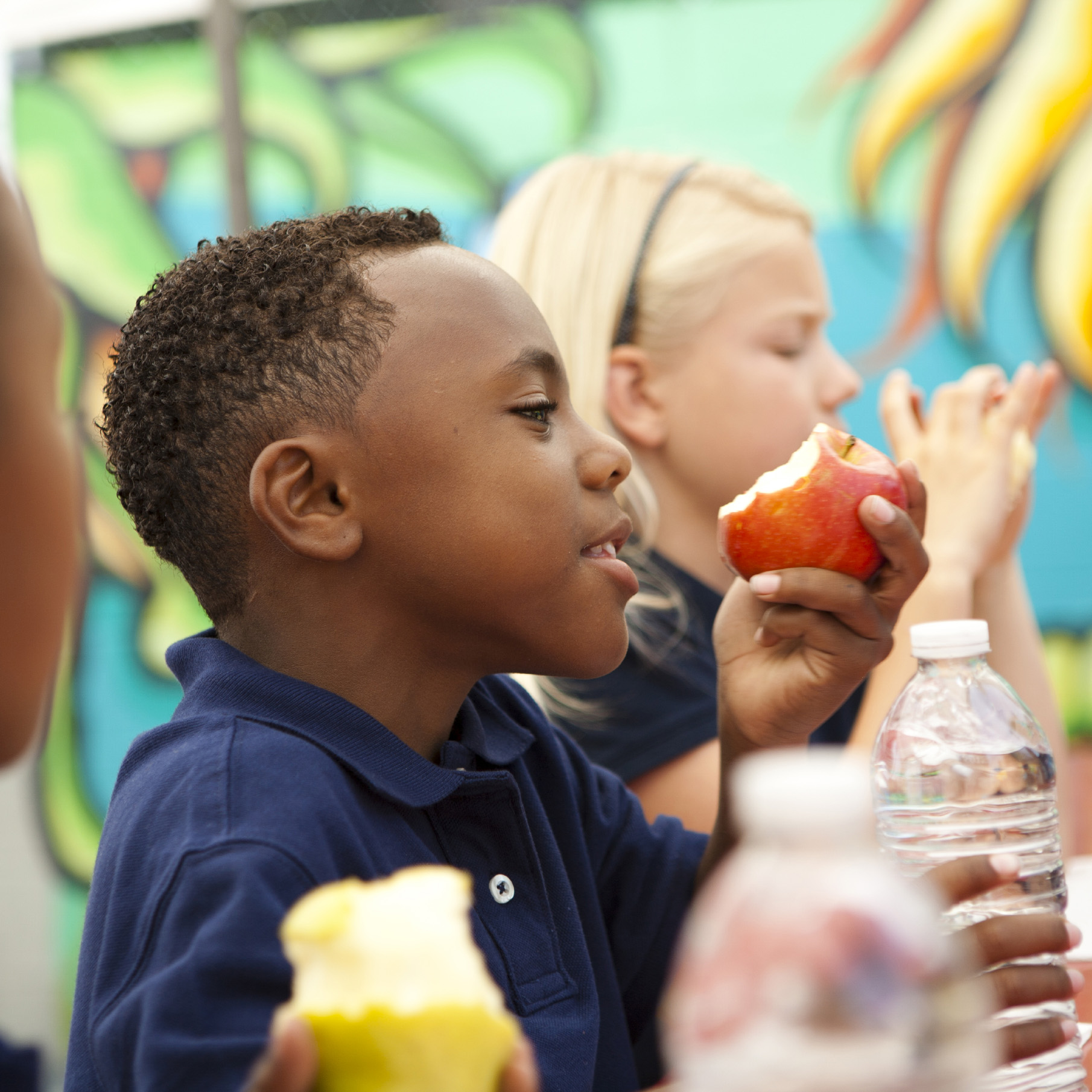 Kids Safe and Healthful Food