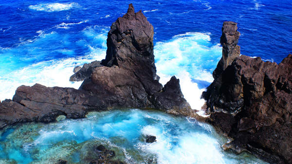 The Pitcairn Islands, a British overseas territory located in the remote central South Pacific, consists of four small islands.