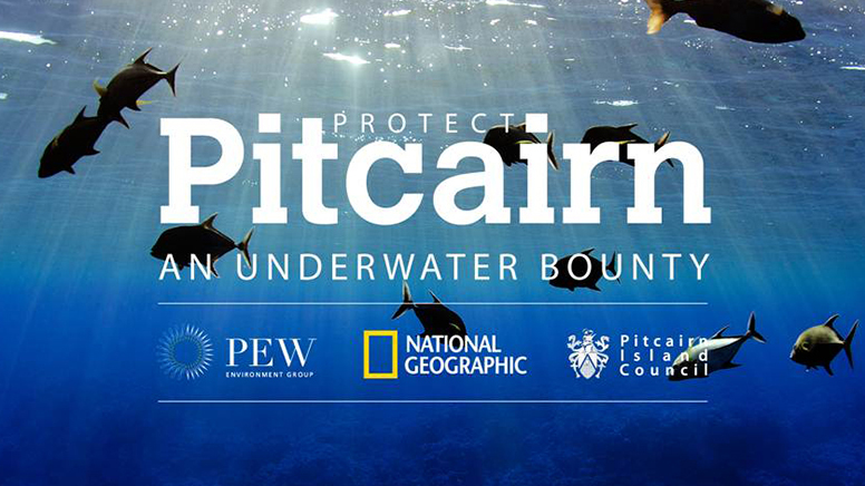 In the last 3 weeks National Geographic visited the four islands and atolls in the Pitcairn Archipelago (Pitcairn, Ducie, Henderson, and Oeno). They conducted 384 individual dives, spending a total of over 450 person-hours underwater.