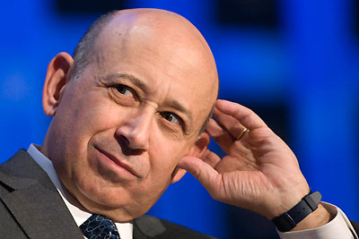 Photo of Lloyd Blankfein