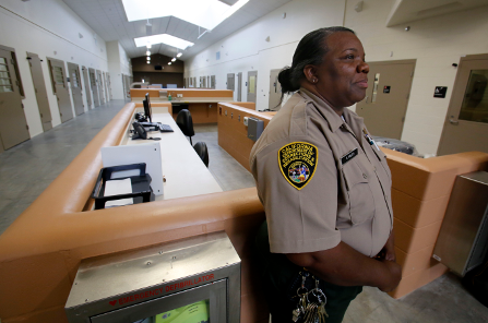 Healthcare for jail inmates