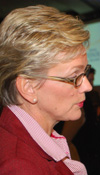 Michigan Gov. Jennifer Granholm (D)