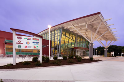 Last month on the busy Interstate 95 corridor, Delaware unveiled a new $35 million welcome center, which houses restaurants and shops and is expected to bring additional money to the state.