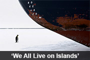 'We All Live on Islands'