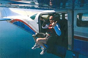 Shark Attack Survivor: Paul de Gelder, 34, Sydney, Australia