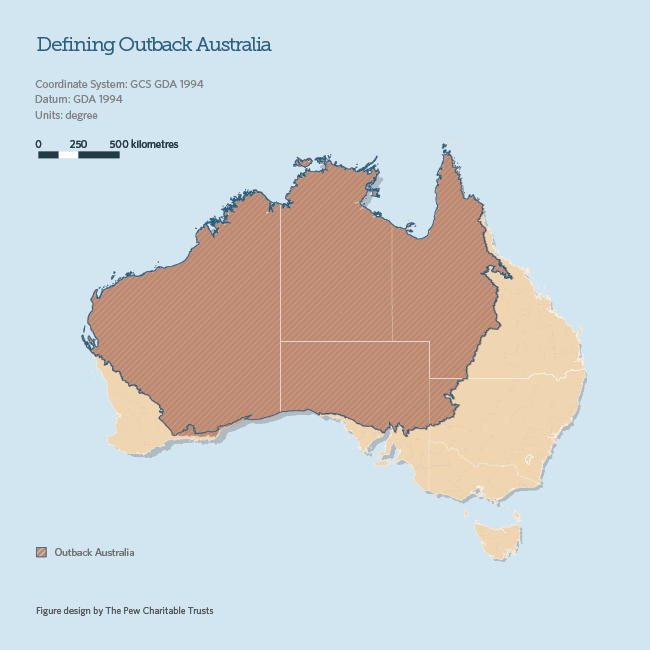 Defining Outback Australia