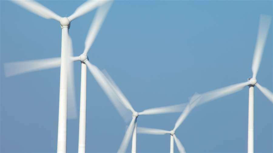 In 2013, wind projects accounted for more than 90 percent of Michigan's clean energy installations