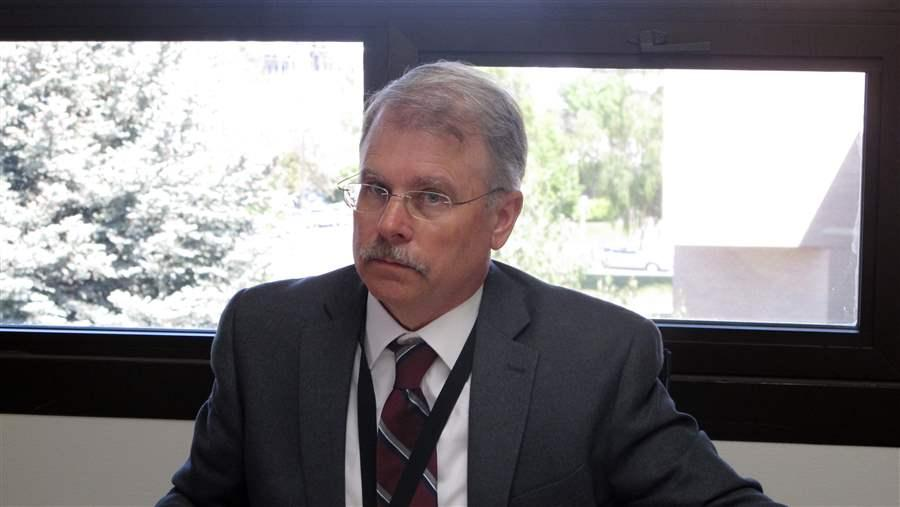 Montana Chief Information Officer Ron Baldwin