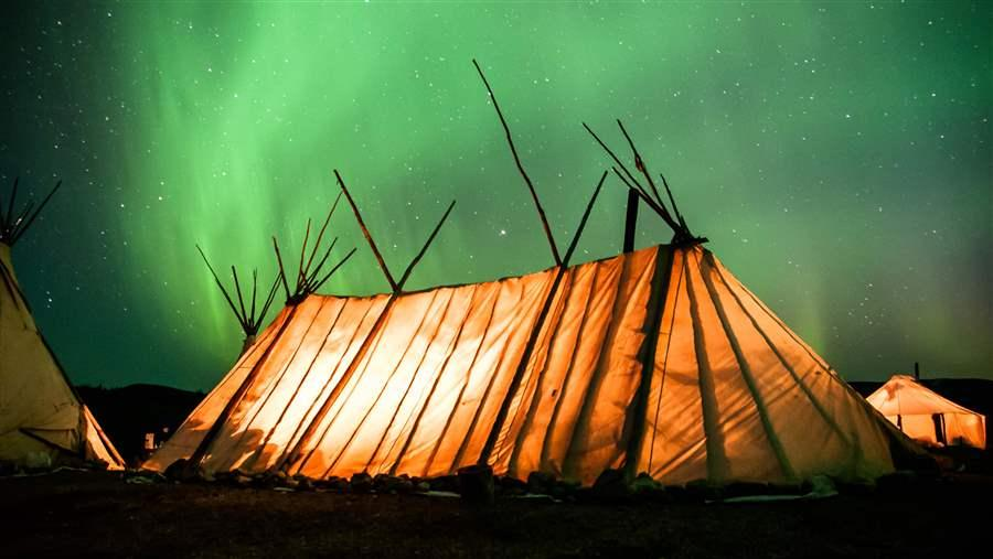 Indigenous Leadership Driving Boreal Forest Conservation in