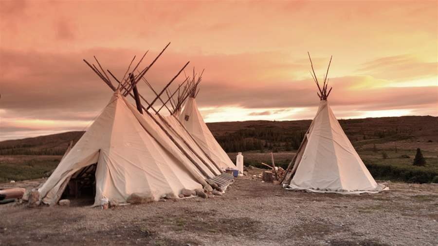 Boreal George River Tents