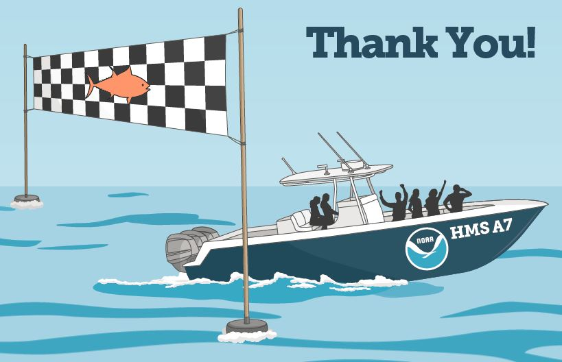 bluefin thank you boat