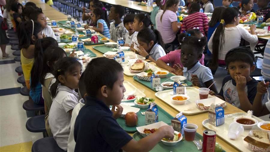 Serving Healthy School Meals Kitchen Infrastructure