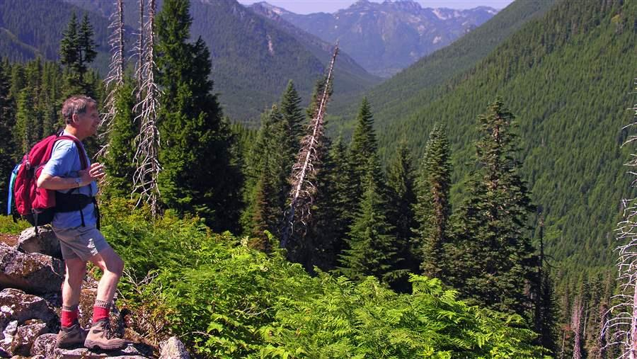 The Alpine Lakes Wilderness