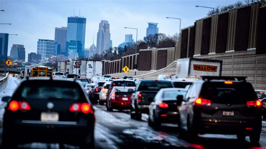 States Look To Reduce Ranks Of Uninsured Drivers The Pew