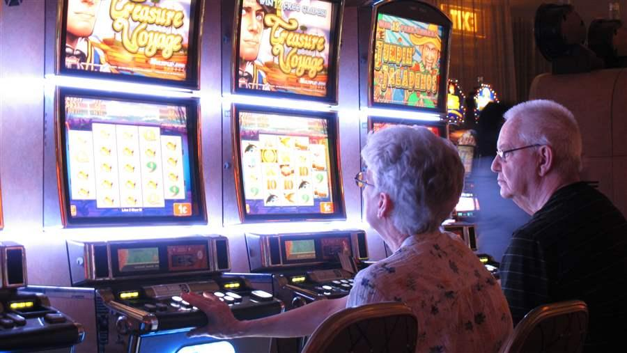 State Gambling Revenue Takes Hit as Millennials Bring New Habits to Casinos  | The Pew Charitable Trusts