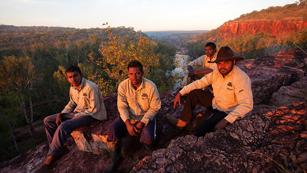 Fish River's Indigenous rangers