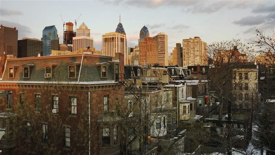 philadelphia home ownership
