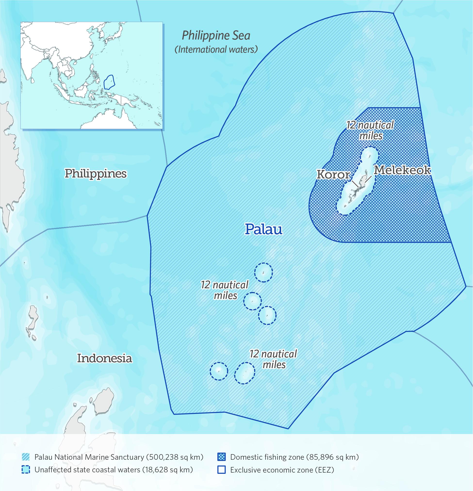 Palau National Marine Sanctuary | The Pew Charitable Trusts