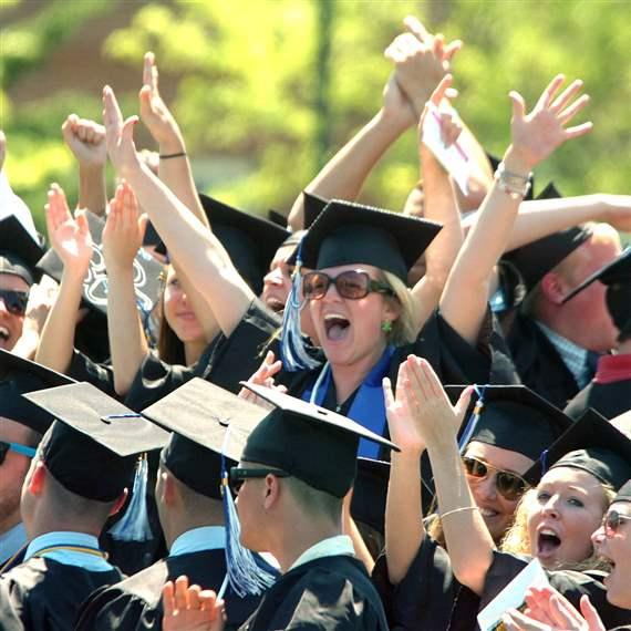 University of New Hampshire graduates