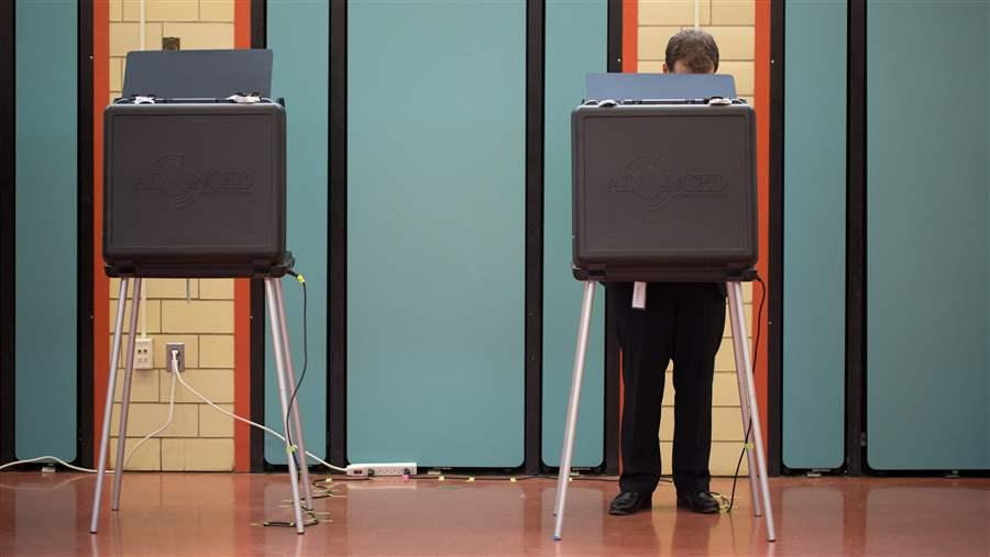 New efforts are being made to reverse low voter turnout