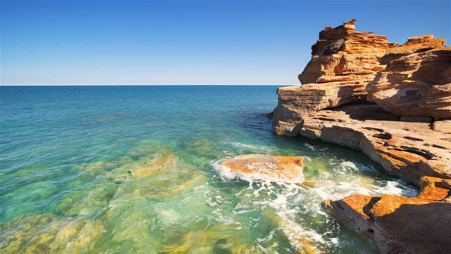 Kimberley Marine Park is becoming a reality