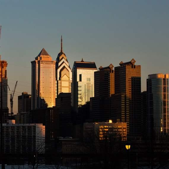Philadelphia is undergoing a sweeping transformation
