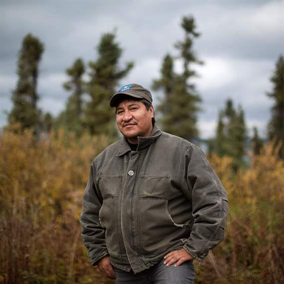Indigenous Hunter Keeps Cultural Traditions Alive in Boreal Forest