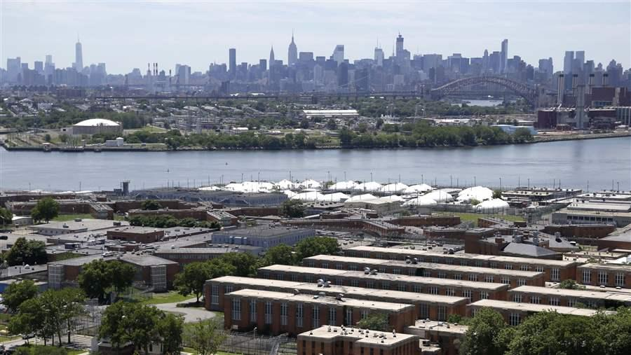 Rikers runs a successful anti-opioid addiction program for inmates