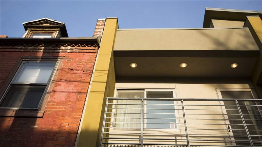 Study Suggests Gentrification Has >> Pew Report Examines Gentrification And Neighborhood Change In