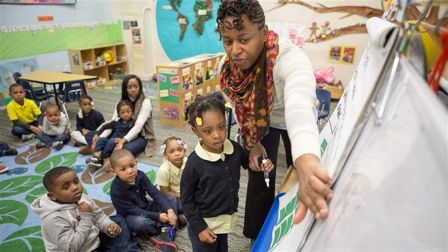 Children's Literacy Initiative is aimed at offering quality early literacy instruction