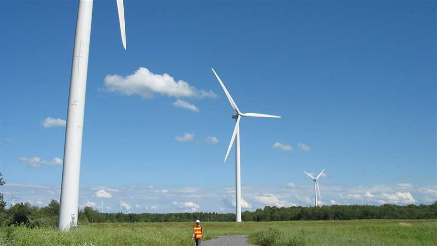 June 15 is Global Wind Day.