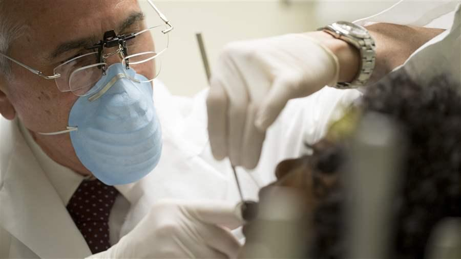 The U.S. Public Health Service is attempting to address disparities in dental health.