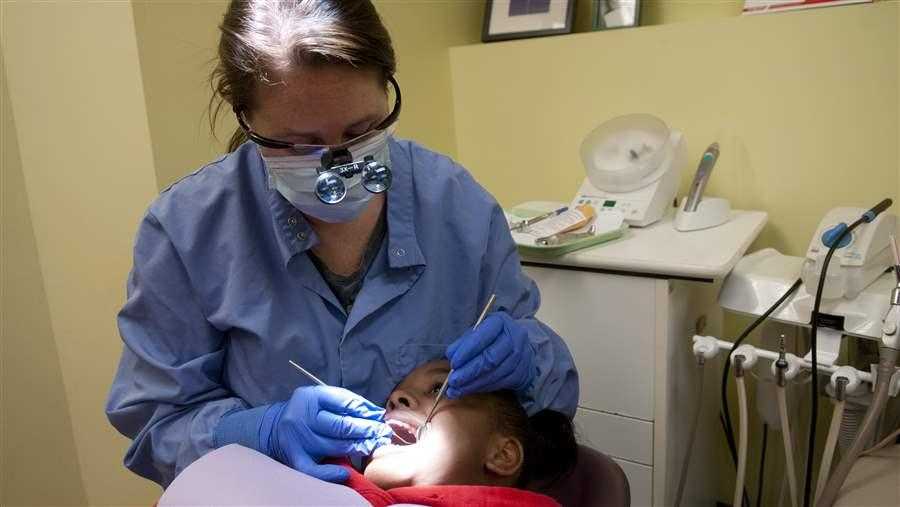Midlevel providers can help fill gaps in dental coverage