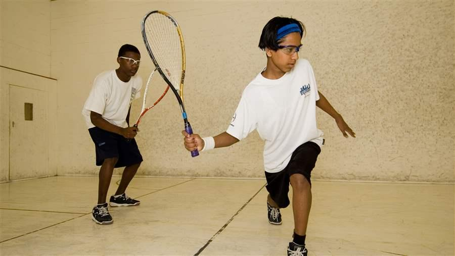 SquashSmarts is representative of quality out-of-school programs for children in Philadelphia
