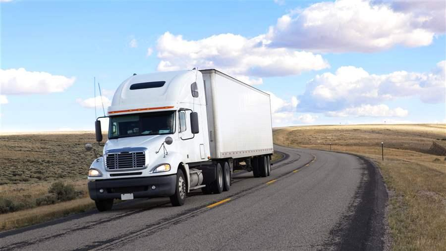 New Fuel Efficiency Standard Set for 'Big Rigs'