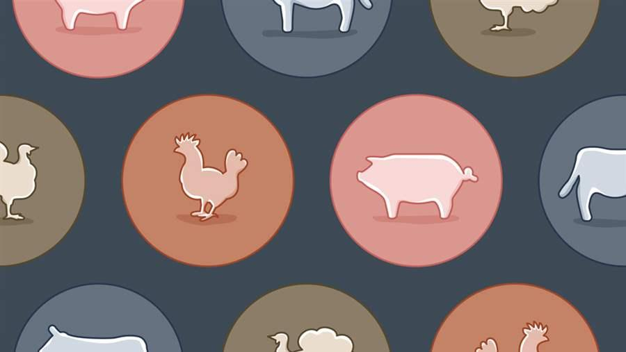 Drug label refinements for animal antibiotic use