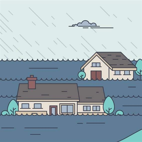 Repeatedly Flooded Properties