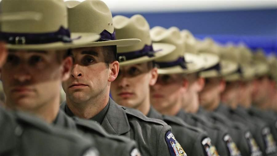 f406852a3b5 State Police Face Staffing Shortages as Salaries Languish
