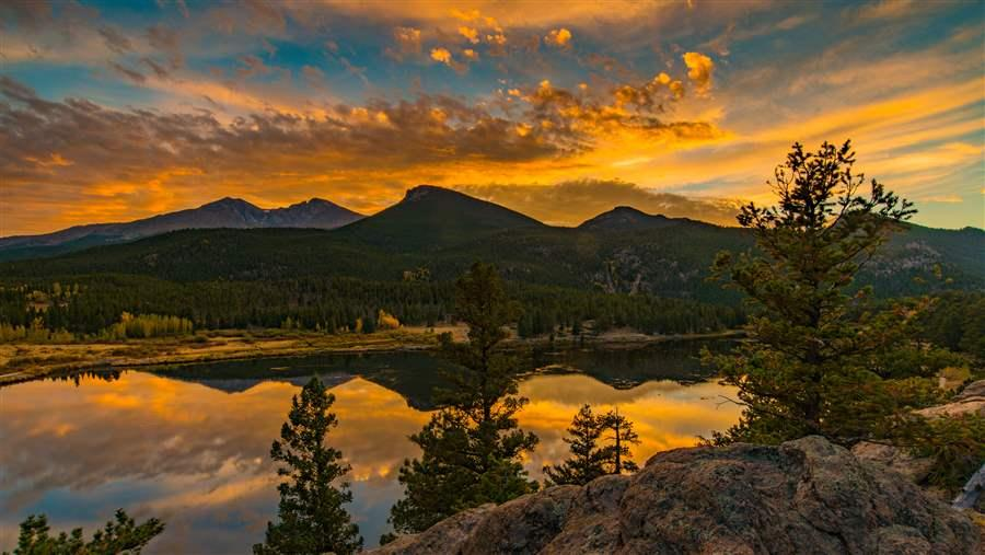 rocky mountain national park the pew charitable trusts