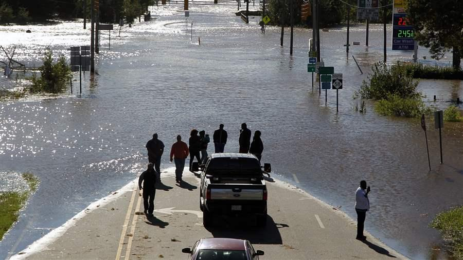 Flooding Disasters Cost Billions in 2016 | The Pew ...