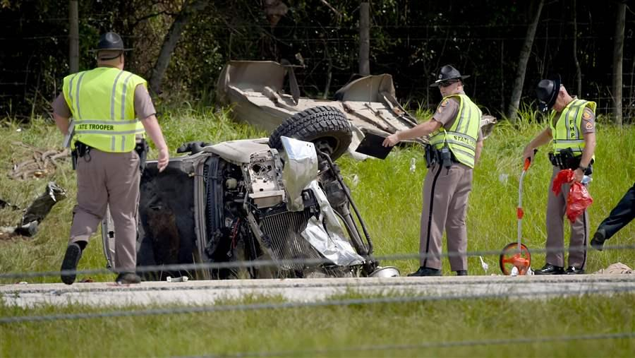 Troopers Use 'Big Data' to Predict Crash Sites | The Pew Charitable