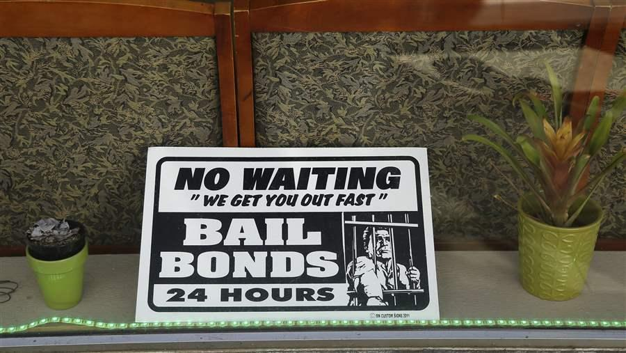 Locked Up: Is Cash Bail on the Way Out? | The Pew Charitable