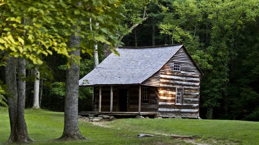 Smokey Mountains cabin