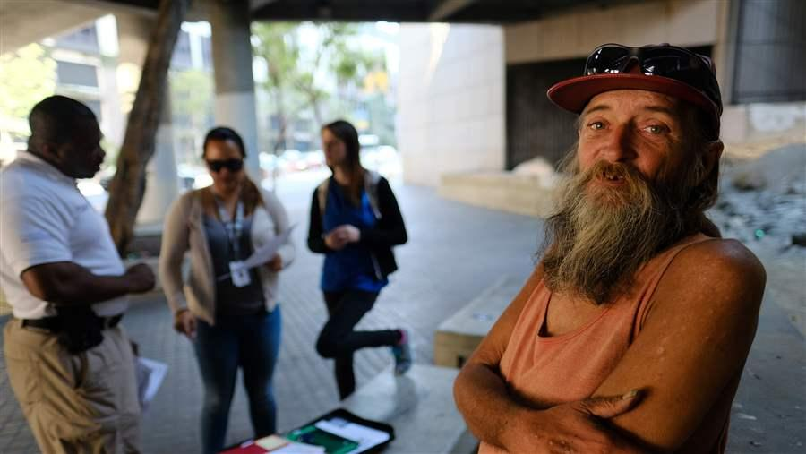 Without ID, Homeless Trapped in Vicious Cycle | The Pew