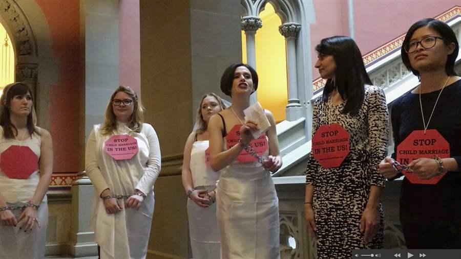 New Hampshire Raises Age for Children to Marry | The Pew Charitable