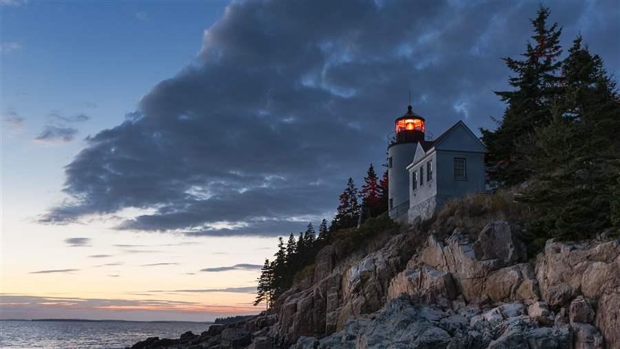 Acadia National Park >> Acadia National Park The Pew Charitable Trusts
