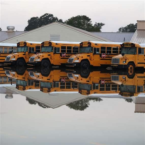 Public schools threatened by flooding