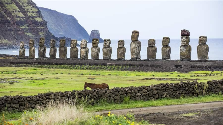 Easter Island Marine Protected Area