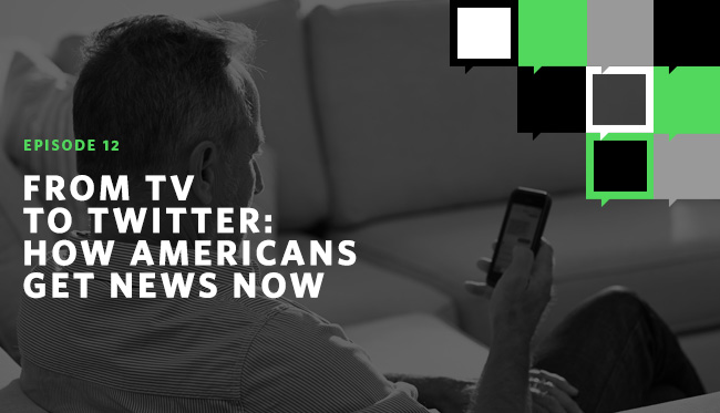 From TV to Twitter: How Americans Get News Now